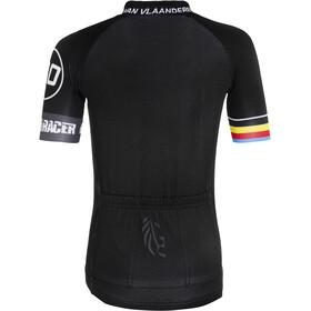 Bioracer Van Vlaanderen Pro Race Jersey Kinder black